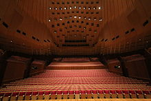 Concert Hall, borrowed from Wikipedia