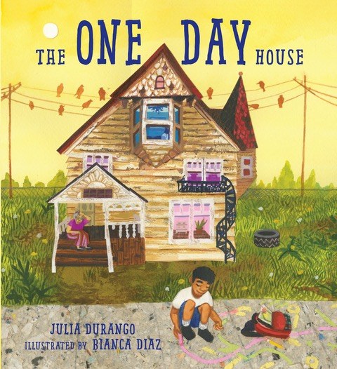 Durango - The One Day House cover.jpeg