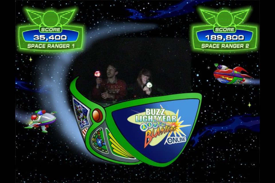 I am Space Ranger 2...