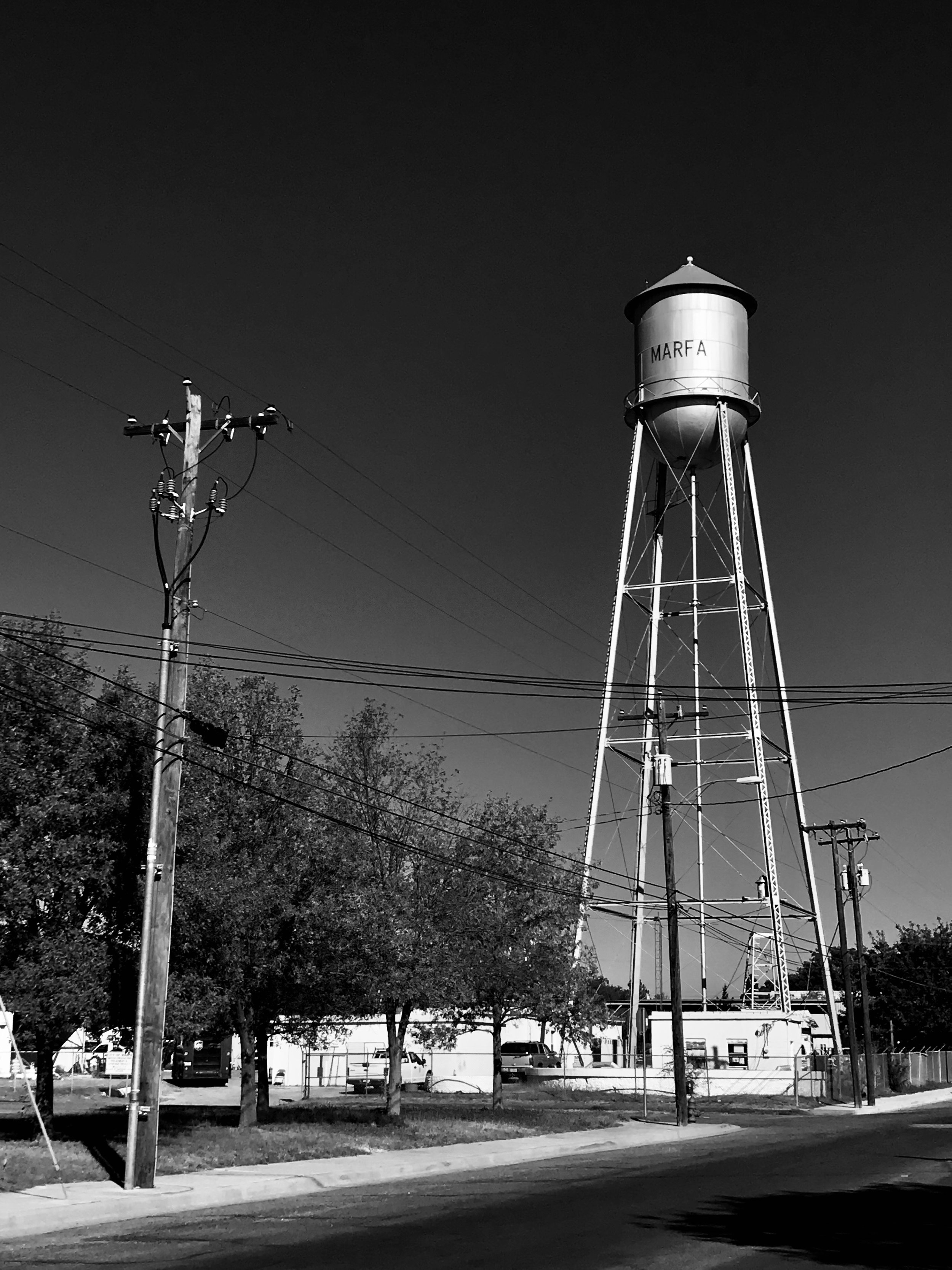 Marfa, TX - 10/2017 - Shot on iPhone 7 Plus