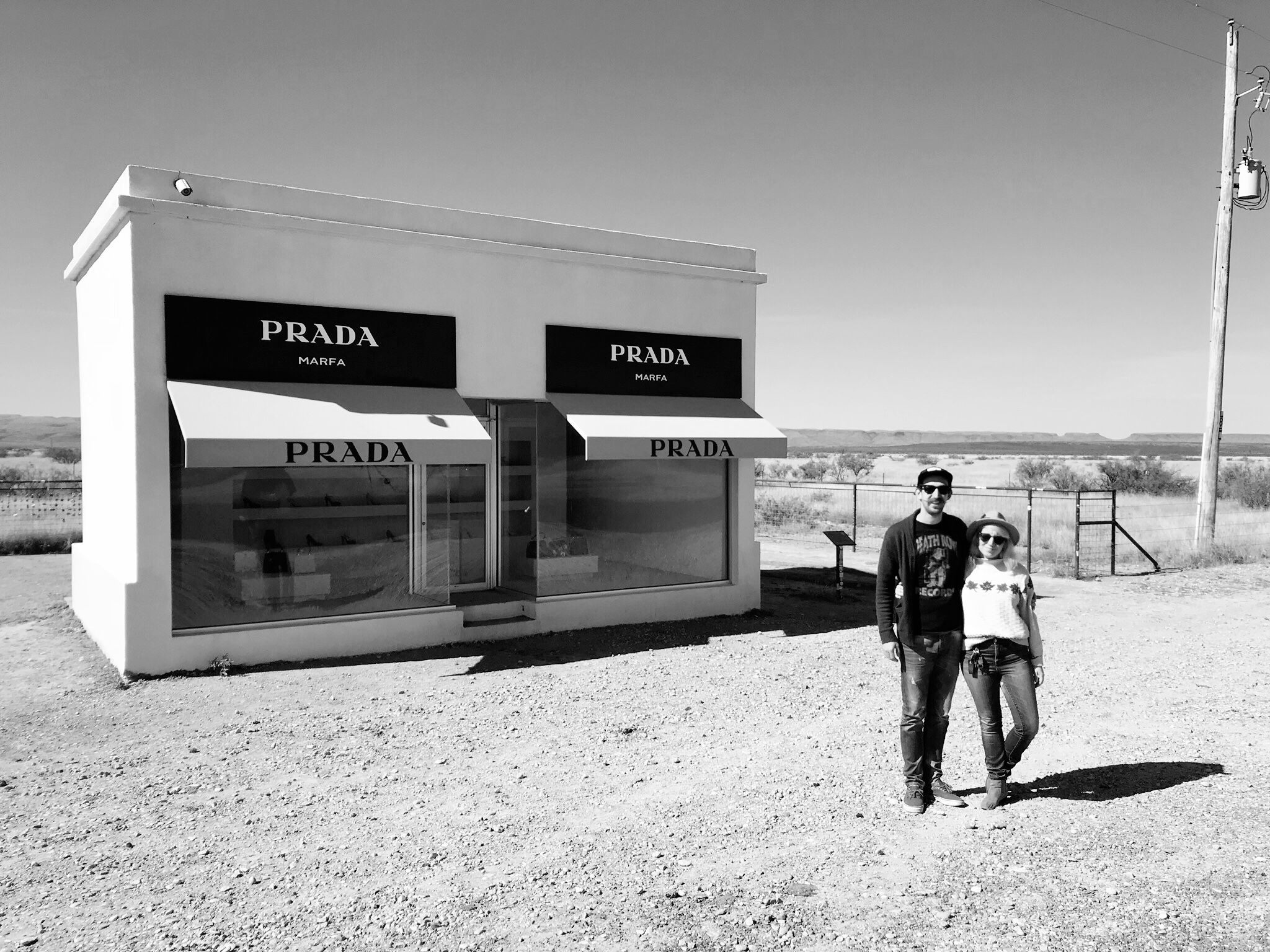 It this together - Marfa, TX - 2017