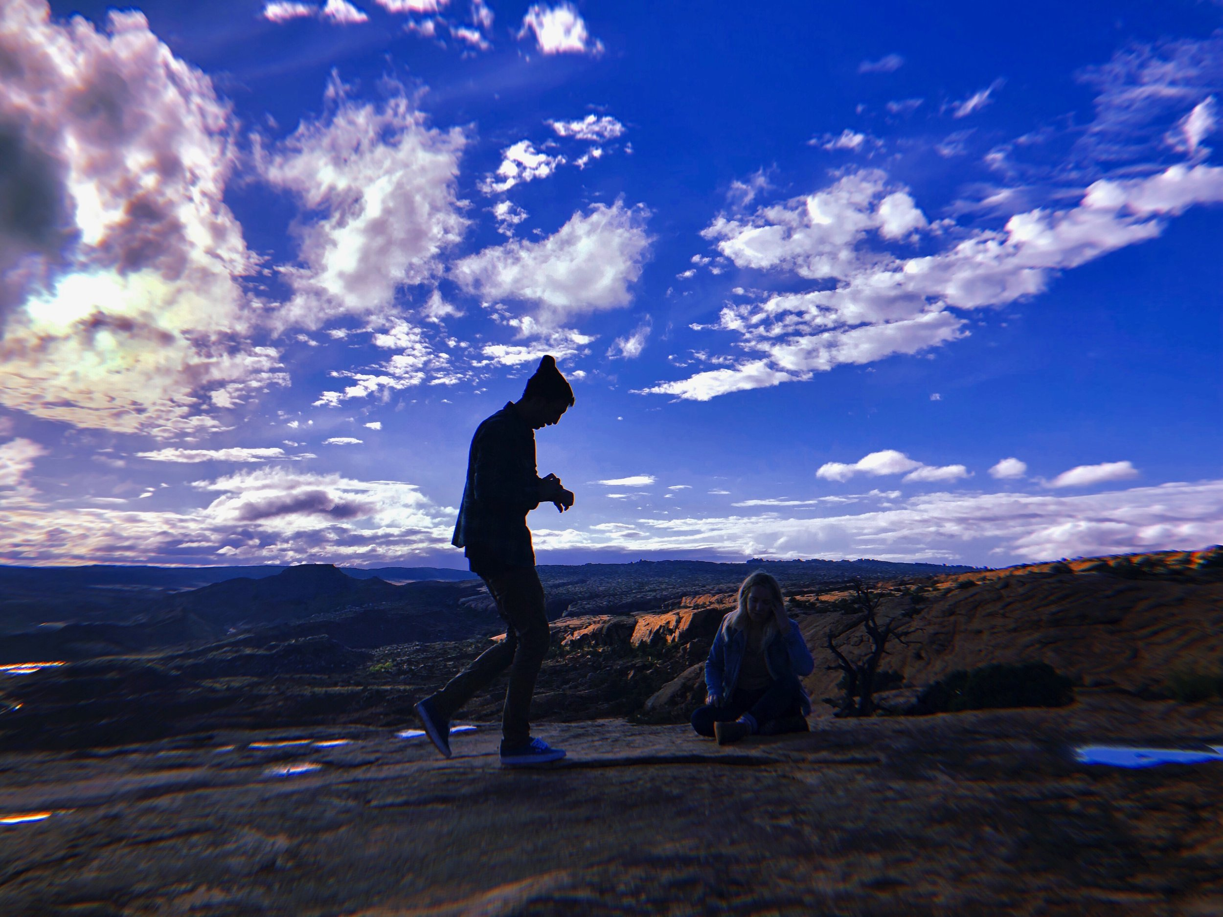 Arches National Park - Utah - Fall 2018 - Honeymooners