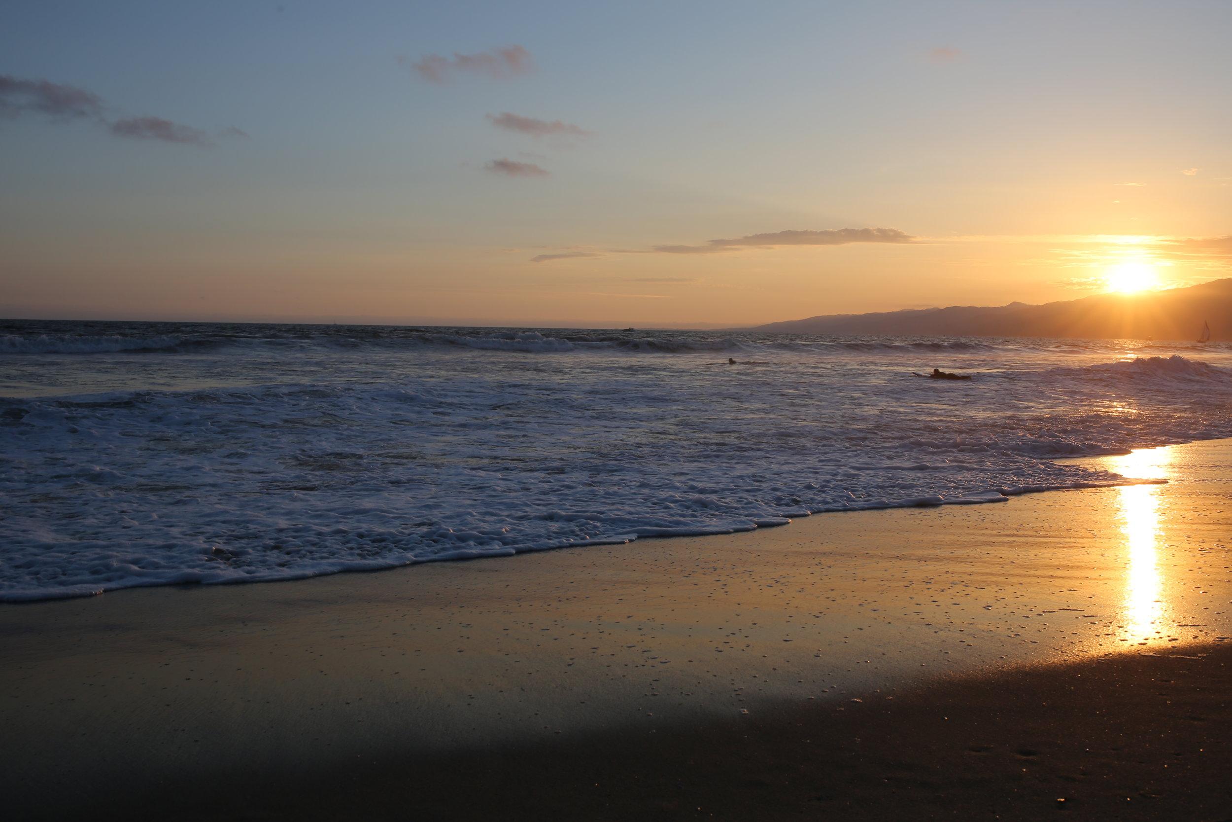 Beach Picnic - May 2019 - Santa Monica