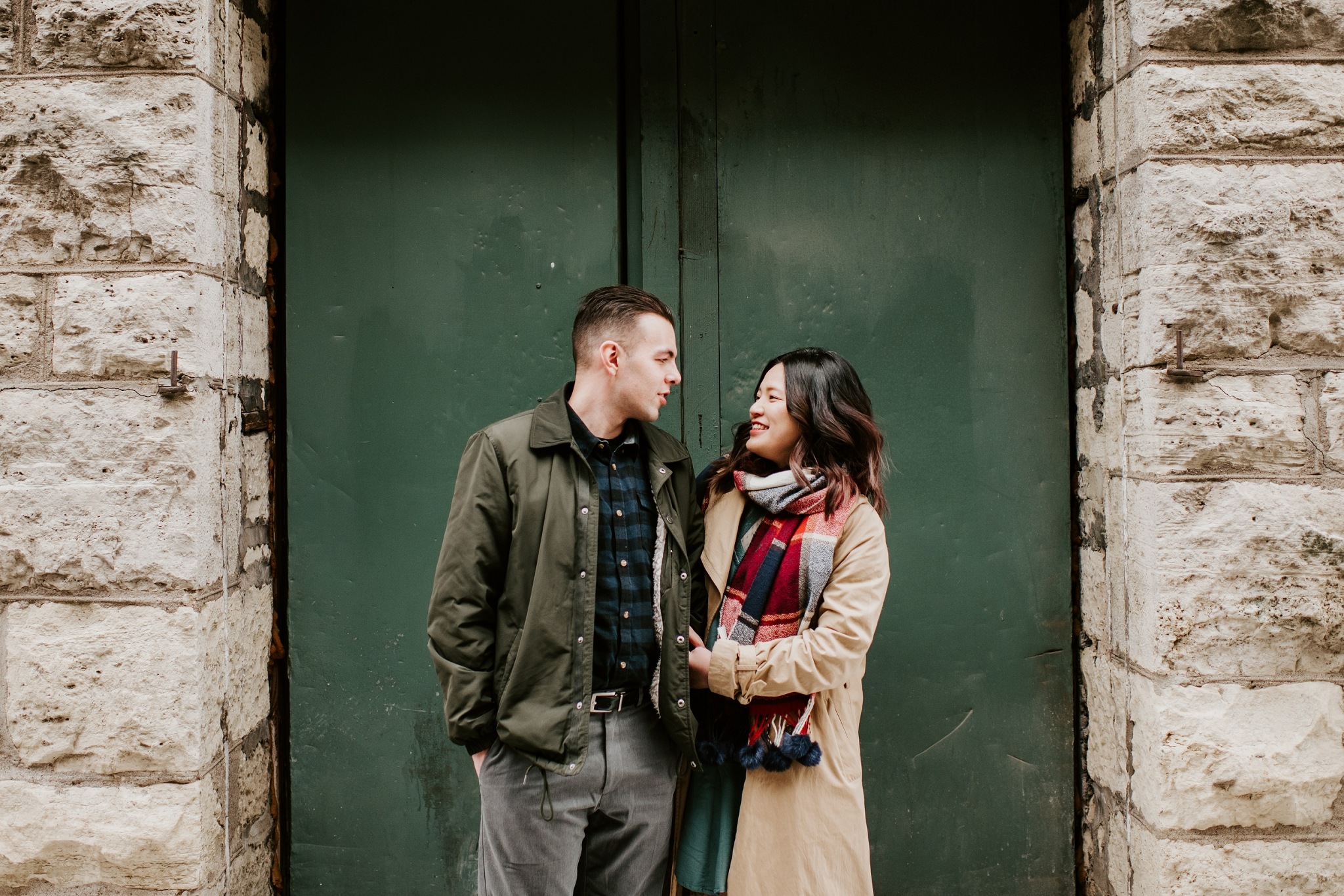TONY + PEI - STILLWATER ENGAGEMENT
