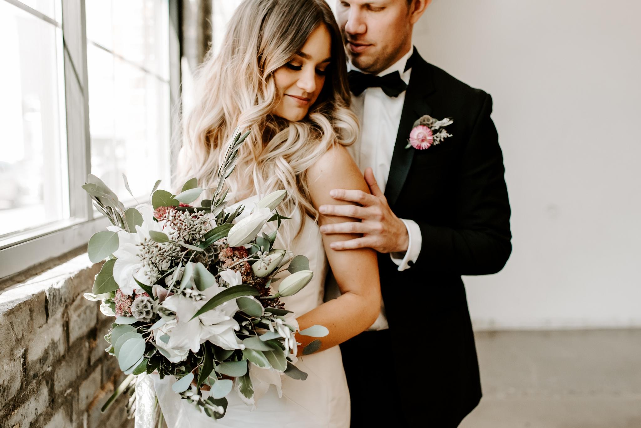 DAVE + BARRETT - MODERN BOHO PAIKKA WEDDING