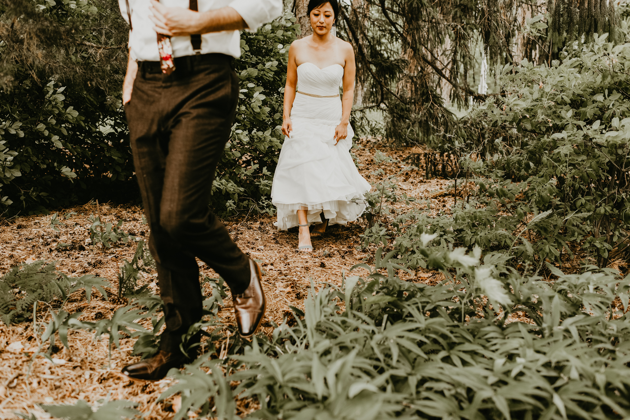 ERIC + MEI - LAKE MINNETONKA BACKYARD WEDDING