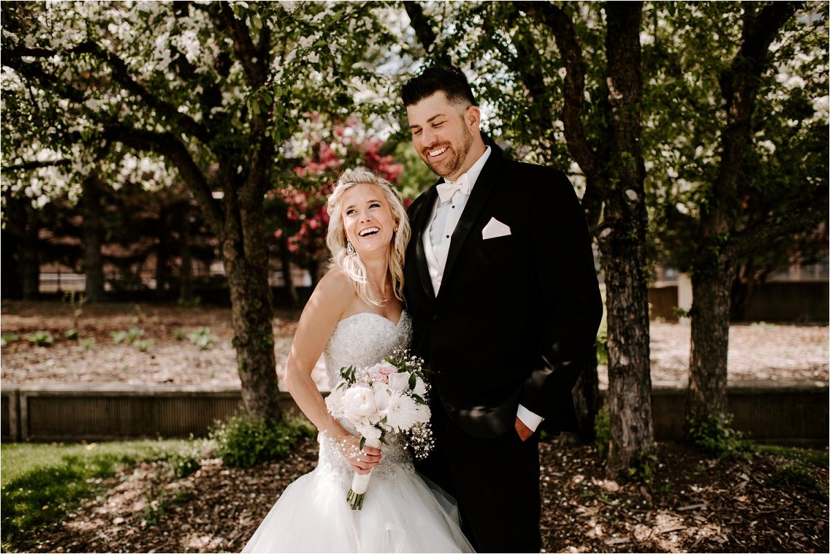 JON + MEGAN - \NORTH SHORE MINNESOTA WEDDING AT GREYSOLON