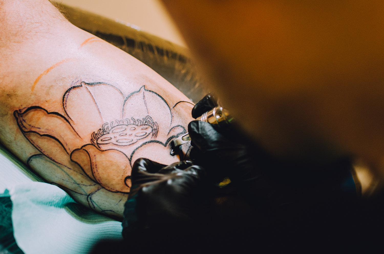From 'Faith Tattoo' in Cordoba, Argentine. Picture by Ignacio Murua.
