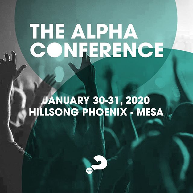 Join us for two incredible days of dynamic speakers, practical workshops, and encouragement as we link arms together to cultivate Kingdom culture at The Alpha Conference 2020. Special launch pricing saves you $40/ticket - register today! alphausa.org/tac20