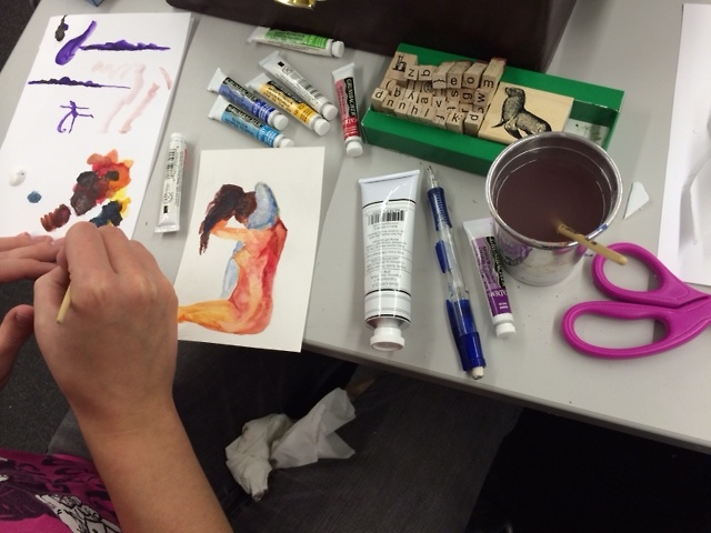 The Book to Art Club | Madison Chapter