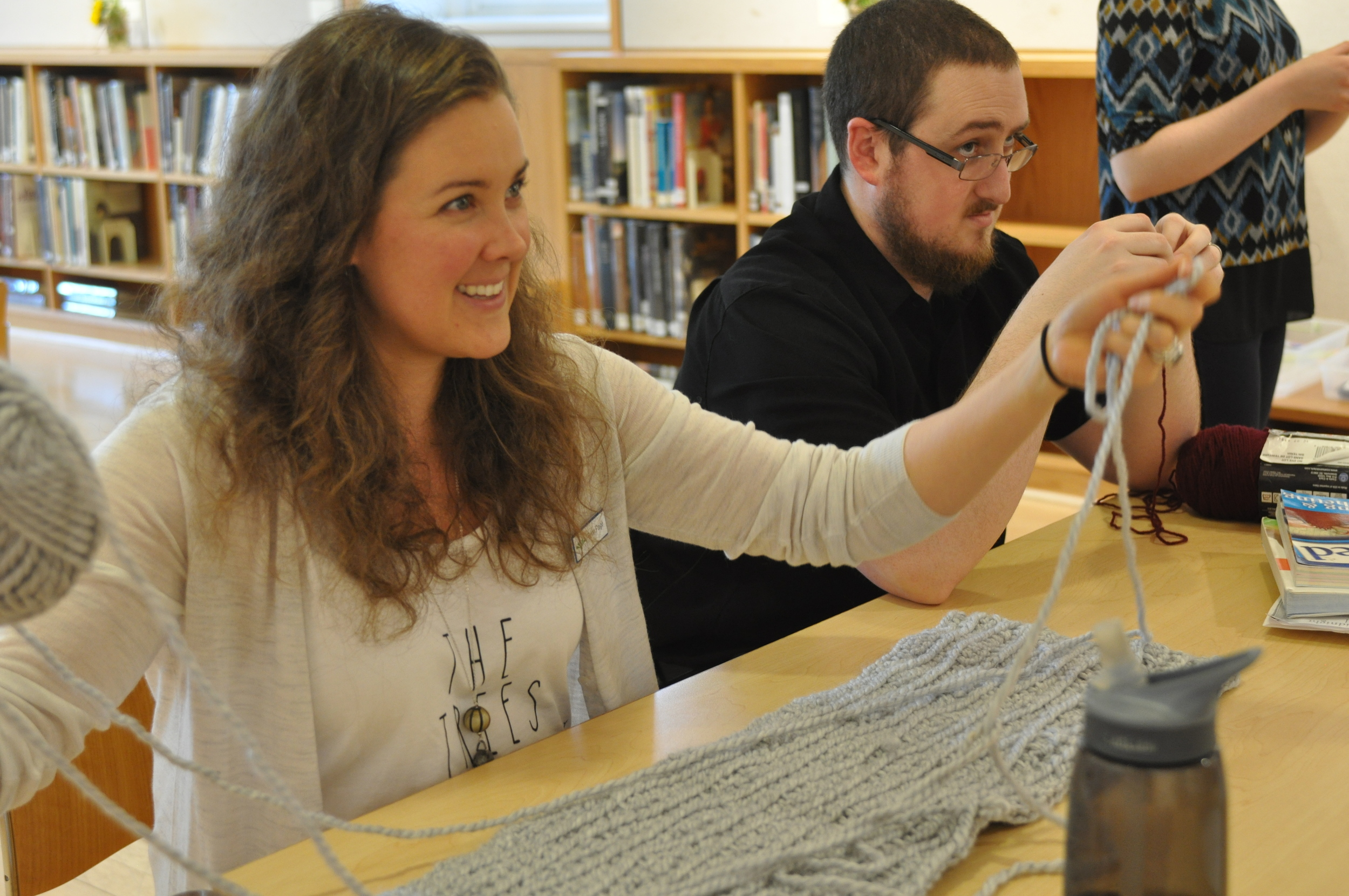Stitch It! at New Canaan Library