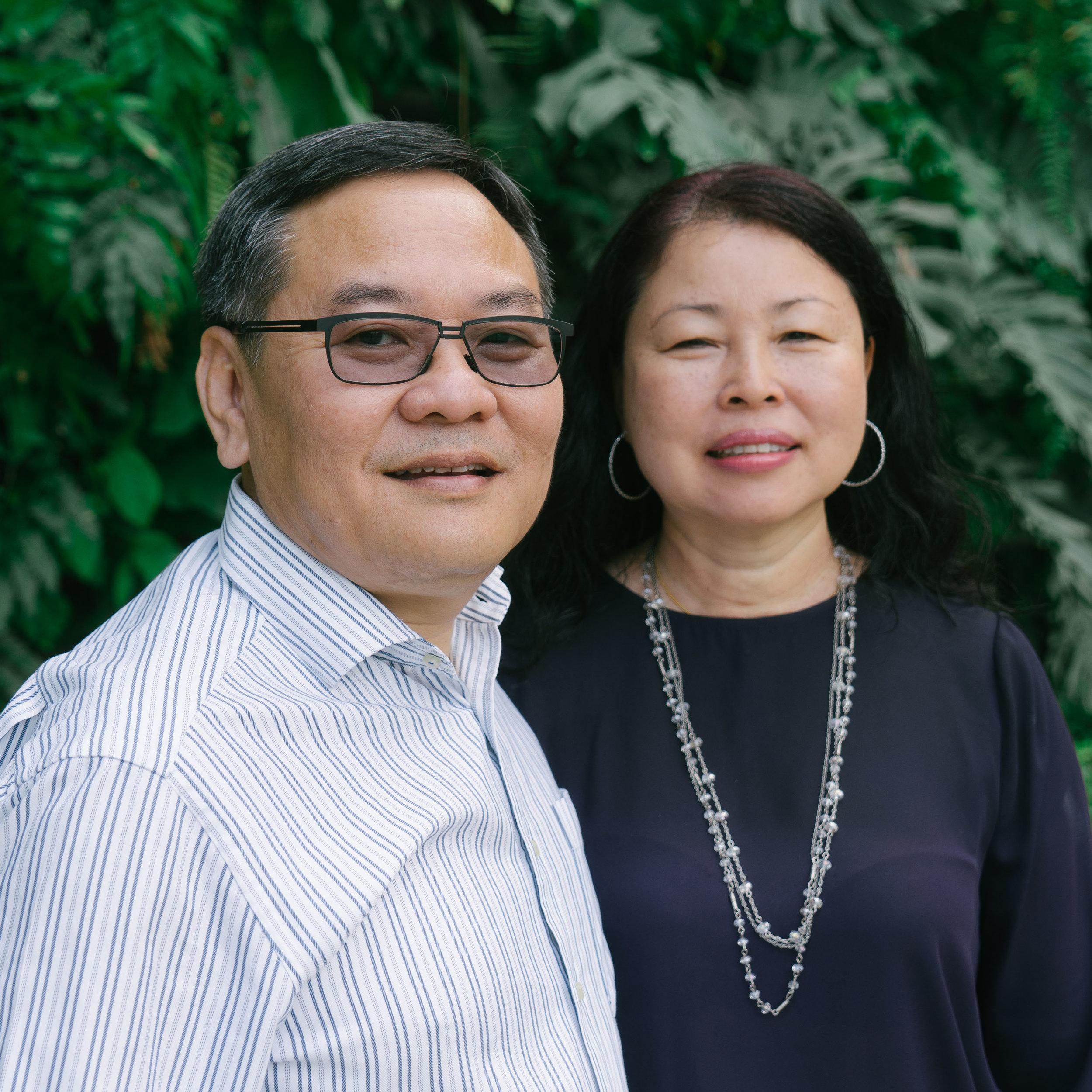 Foo Lai Wei & Wong Ai Siang