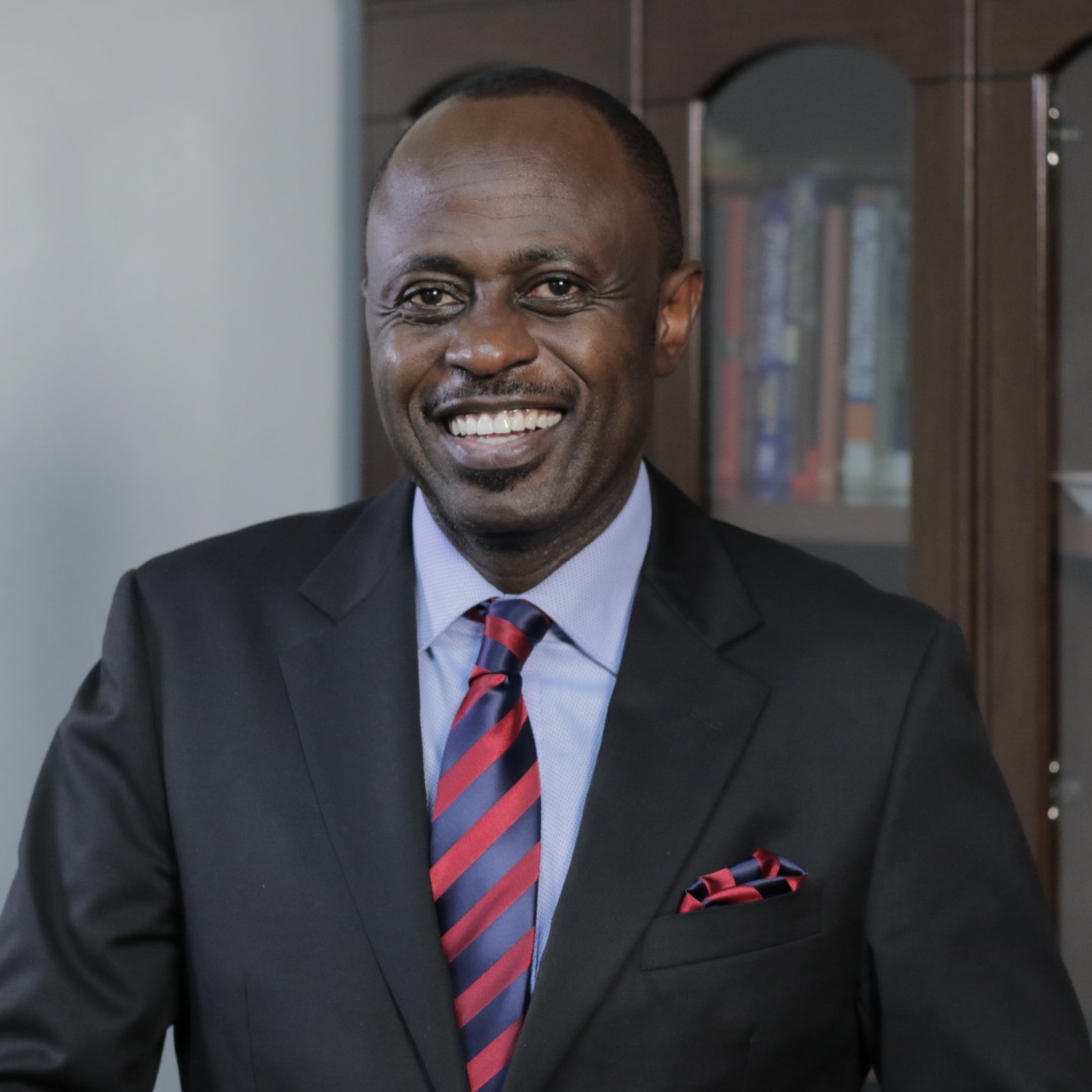 Rev Patrick Kuchio   Head of Missions - CITAM