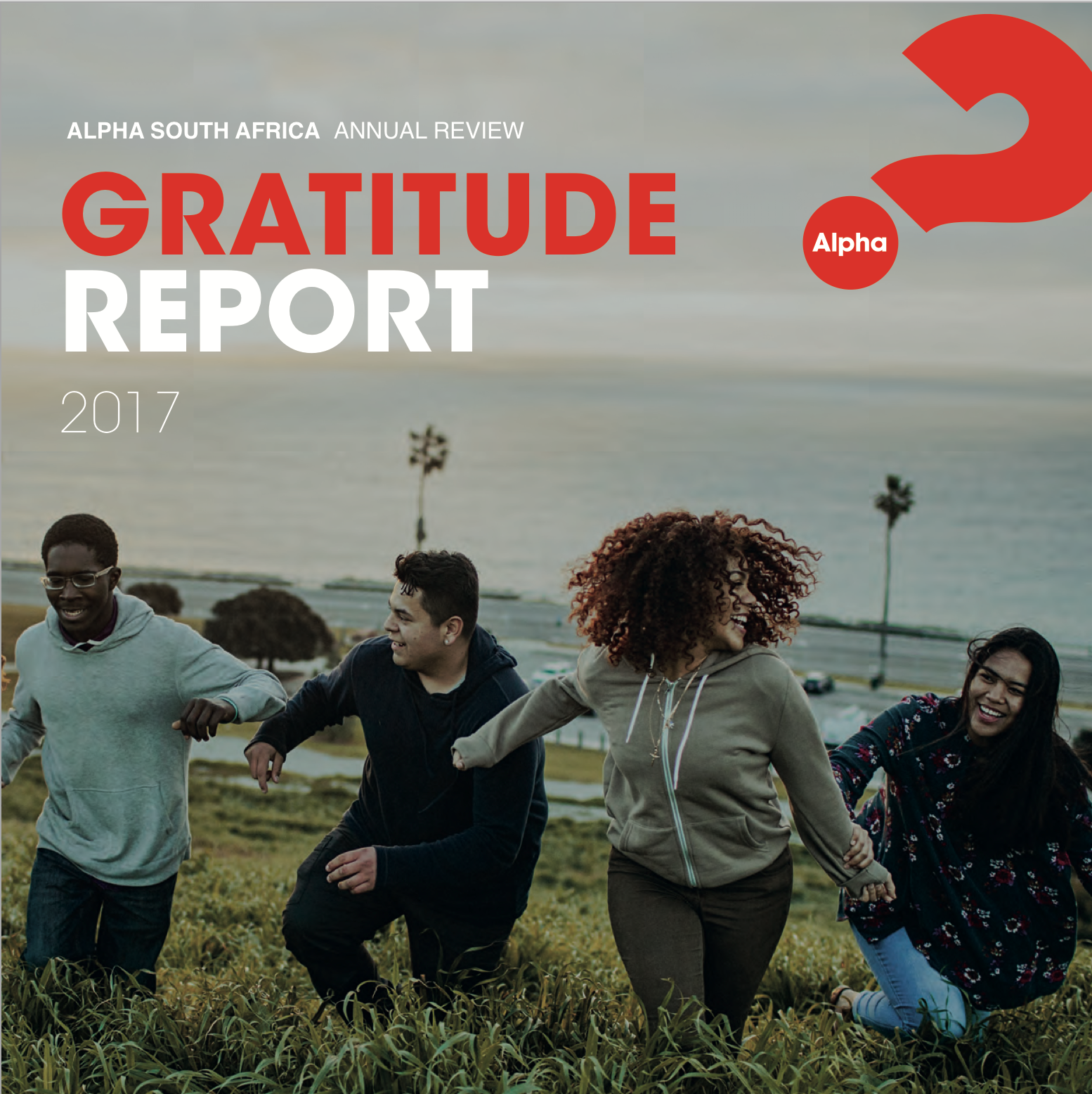 Download your copy of the Gratitude Report today  and read powerful stories of God transforming lives.
