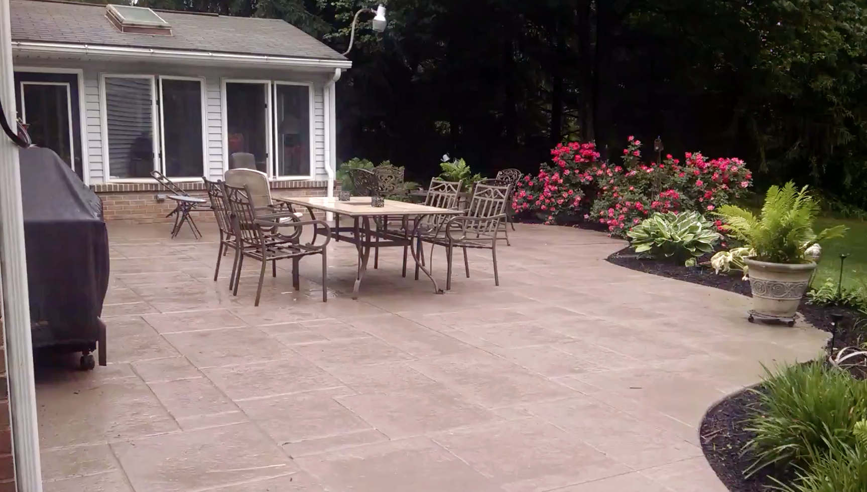 Patio Re-Color -- After Mt. Wolf