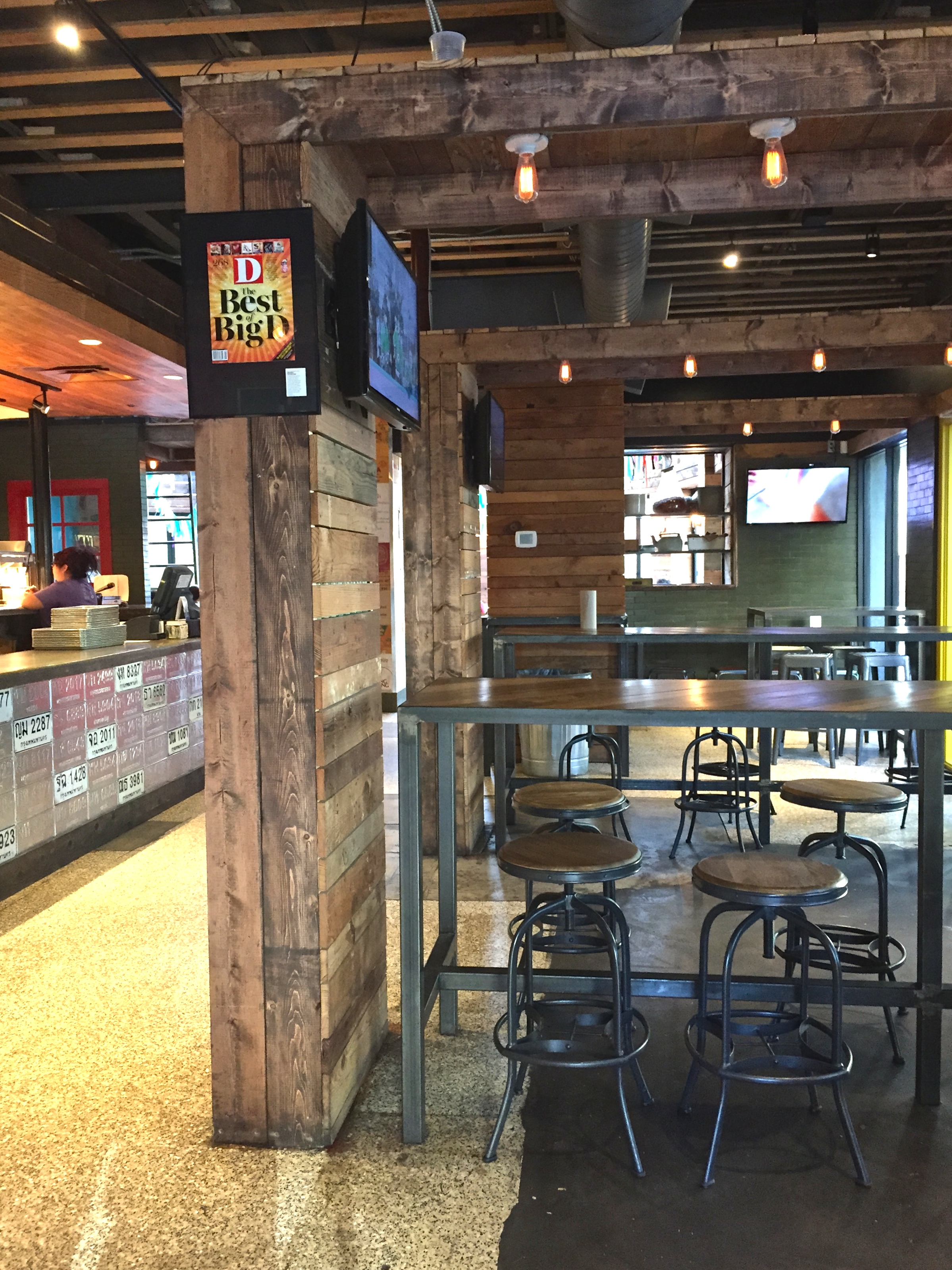 Dallas Nutritional Counseling Restaurant Review Crush Craft Thai Street Eats