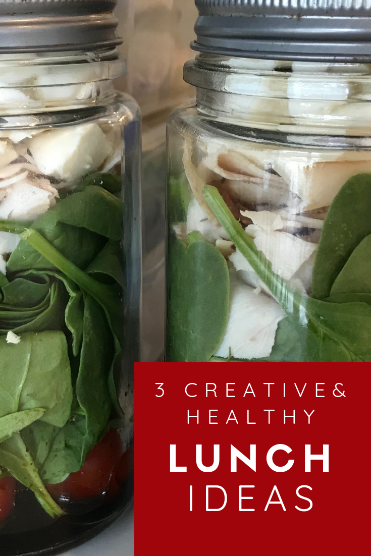 Creative And Healthy Lunch Ideas - Casey Bonano RD, LD, CEDRD, Dallas Nutritional Counseling #healthylunches #lunchideas #lunchbox #lunchtime #worklunch #dallasnutritionalcounseling #caseybonanord #dallasdietitian #dallasrd #nutrition #intuitiveeating