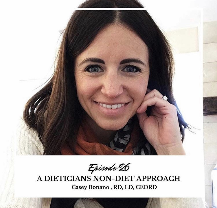 Everyday Therapy Podcast - Diets: A Dietitian Perspective, Dallas Nutritional Counseling, Casey Bonano RD, LD, CEDRD #dallasnutritionalcounseling #balancedeating #caseybonanord #dallasrd #dietitian #nutritionist #nondiet #intuitiveeating #foodforthought #everydaytherapypodcast #thefoodfreedomguide #podcast #dallasdietitian
