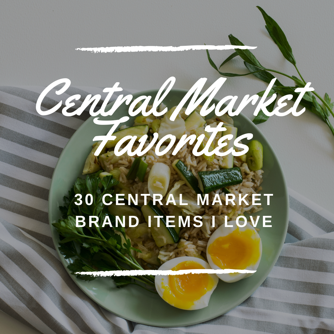 FREE DOWNLOAD Central Market Favorites - Dallas Nutritional Counseling Casey Bonano RD, LD, CERD #freedownload #centralmarket #cooking #recipes #foodie #dallasfoodie #dallasfood #foodblog #foodblogger #nutritionblogger #nutrition #dietitian #dallasdietitian #dallasnutritionalcounseling #caseybonanord