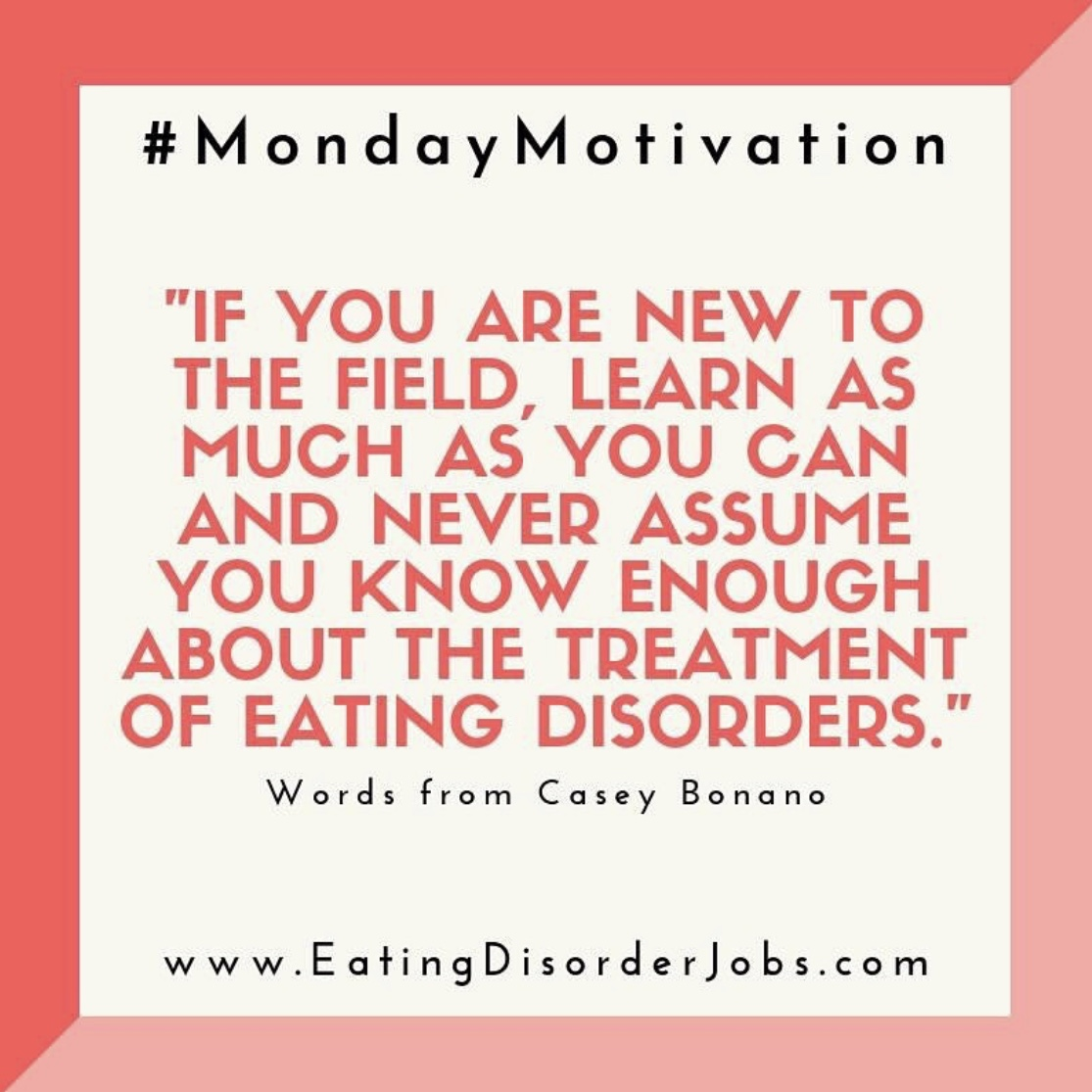 Advice on Landing a Job in The Field of Eating Disorders, Dallas Nutritional Counseling, Casey Bonano RD, LD, CEDRD #dallasnutritionalcounseling #thefoodfreedomguide #nondietapproach #caseybonanord #foodfreedom #intuitiveeating #careeradvice #eatingdisorderjobs #edjobs #psychology #dietitianjobs