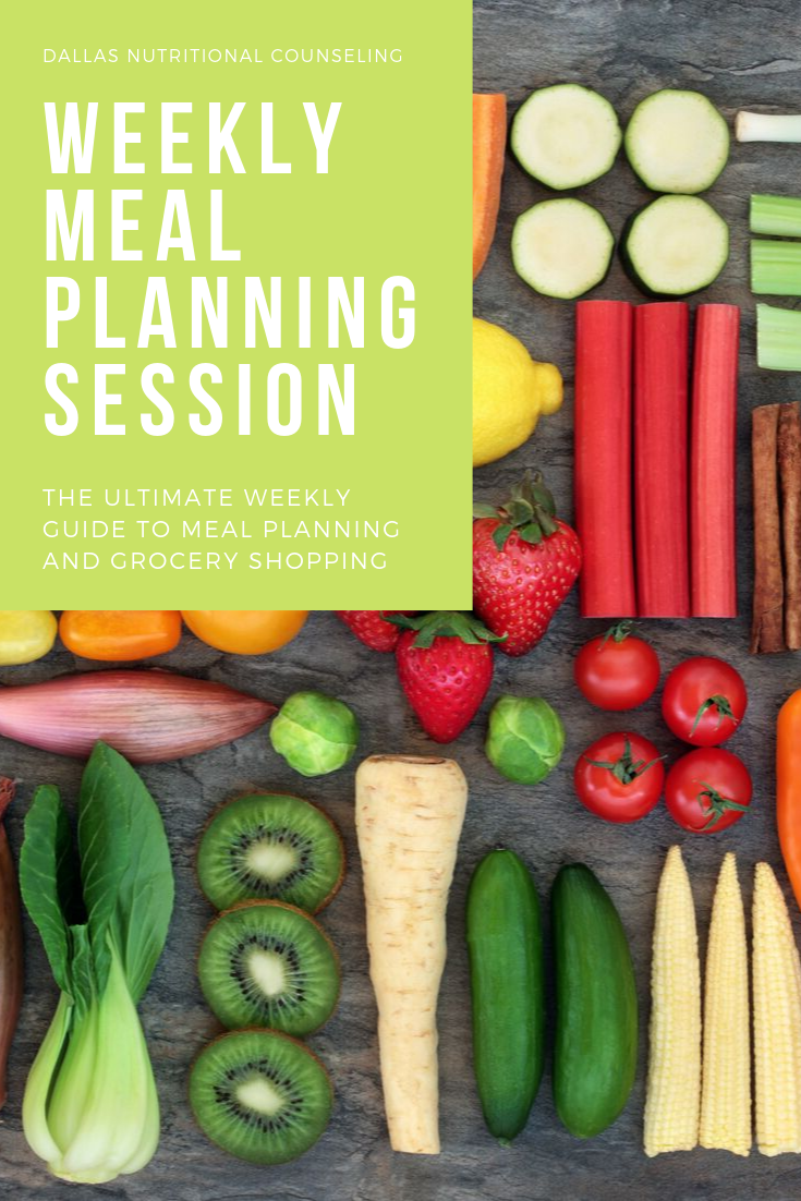 Weekly Meal Planning Session Casey Bonano RD LD, Dallas Nutritional Counseling #dallasnutritionalcounseling #balancedeating #homecooking #quickrecipes #easyrecipe #weeknightrecipe #carbfatpro #quickeasyrecipe #balancedeating #intuitiveeating #weeklymealplanningsession #mealplanning #mealprep #mealplanweek6