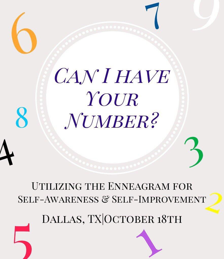 Dallas Event: Enneagram Workshop Dallas Nutritional Counseling, Casey Bonano, #ennagram #ennagramworkshop #enneagramlife #enneagram1 #enneagram2 #enneagram3 #enneagram4 #enneagram5 #enneagram6 #enneagram7 #enneagram8 #enneagram9 #workshop #CEUS #dallasnutritionalcounseling #caseybonanord #dallasrd #dietitian