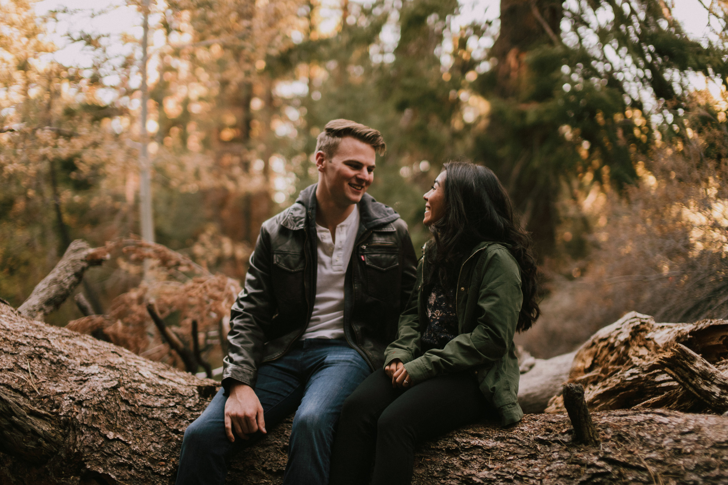 Kevin & Emily Engagment - Pine Mountain Club - Jake and Kim Photography-3.jpg