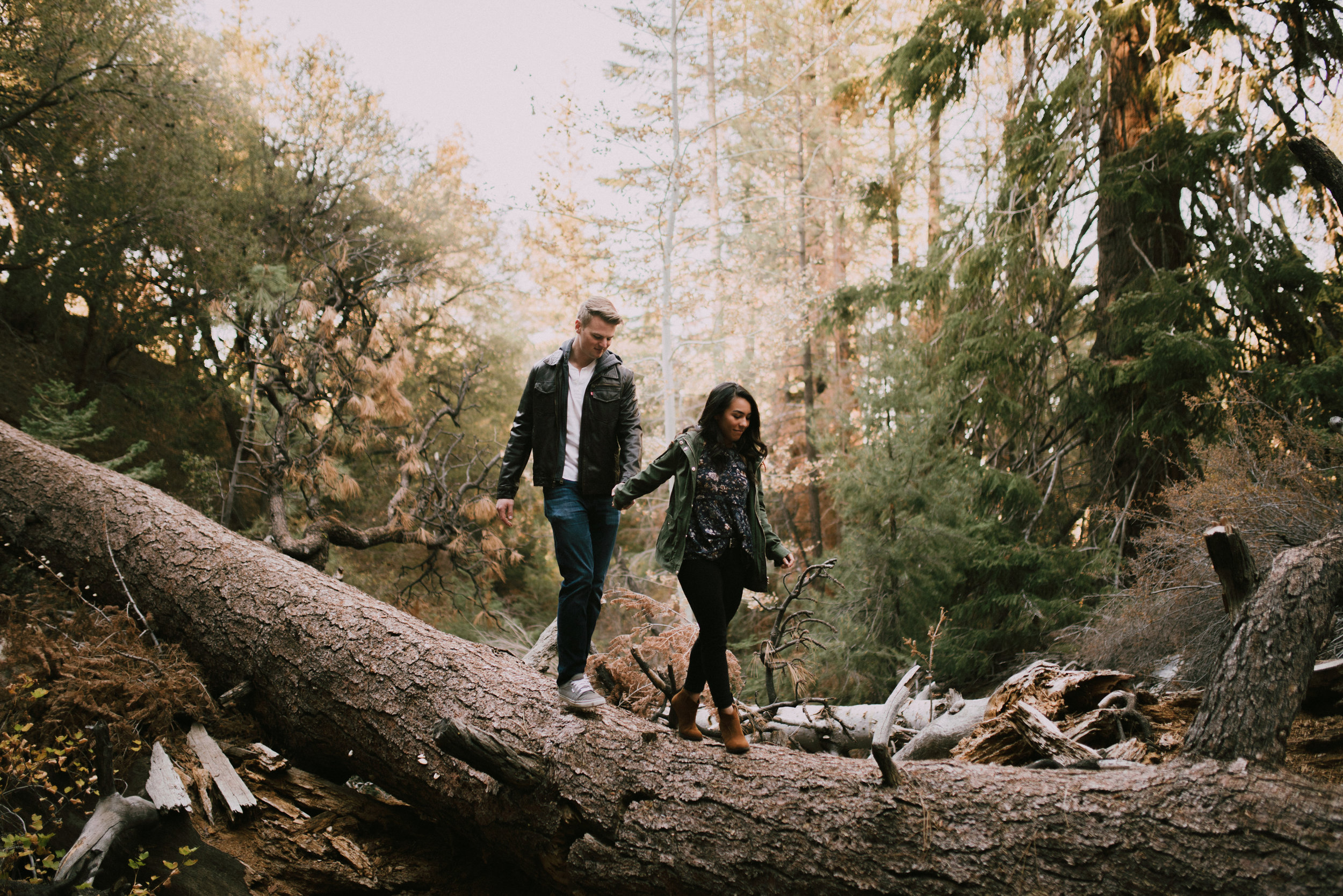 Kevin & Emily Engagment - Pine Mountain Club - Jake and Kim Photography-1.jpg