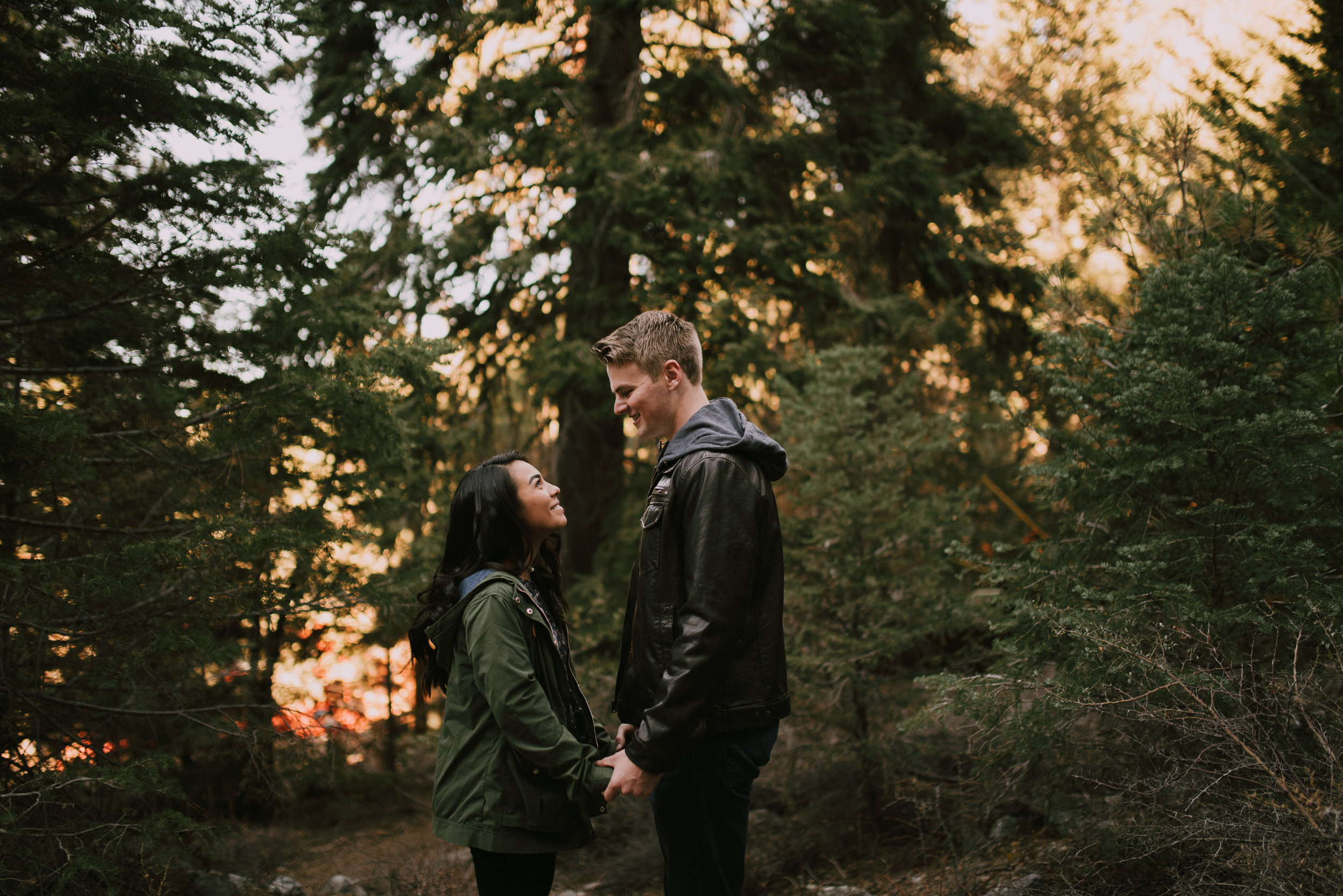 Kevin & Emily Engagment - Pine Mountain Club - Jake and Kim Photography-11.jpg