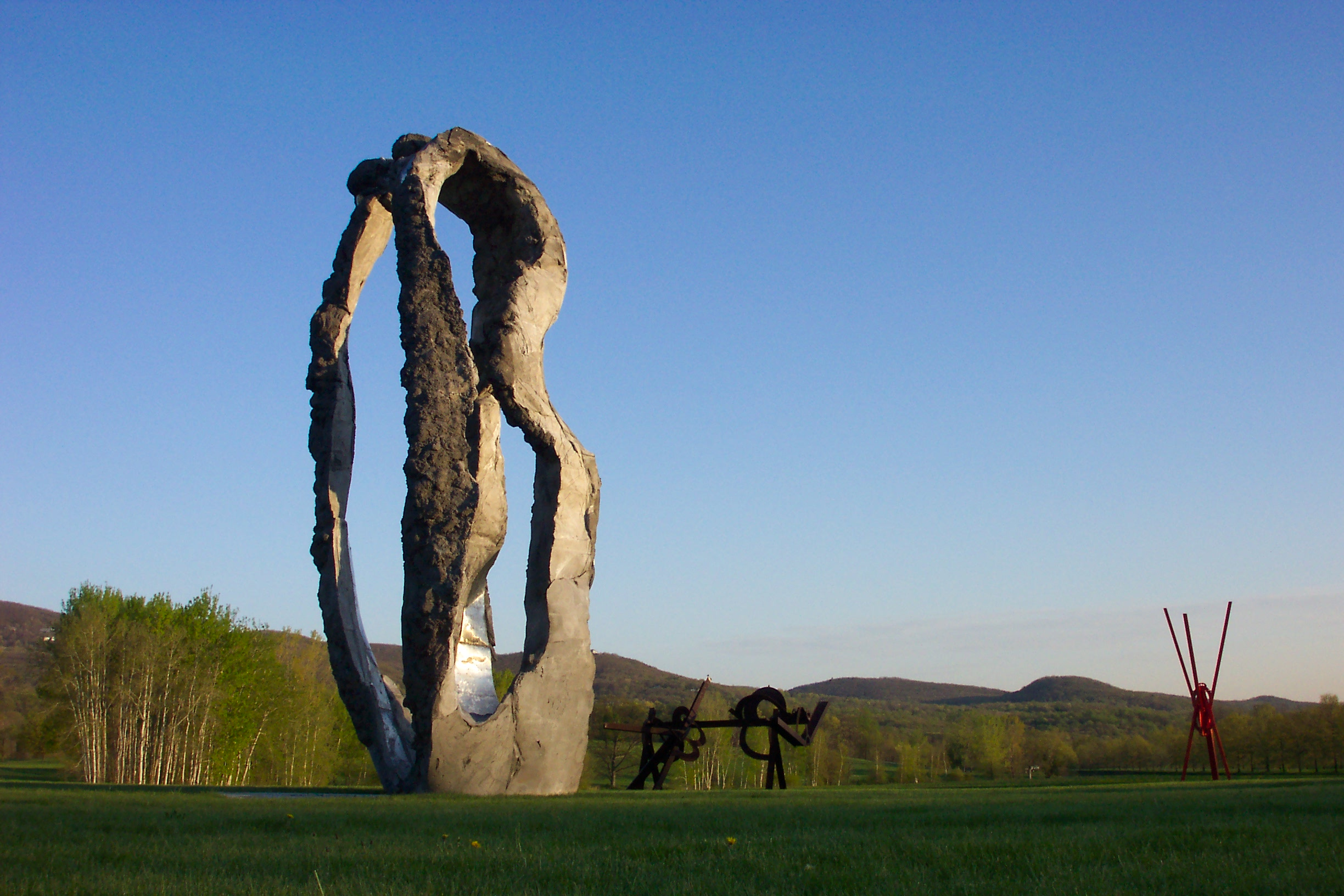Dancing with Torsten, Storm King Art Center, NY, USA
