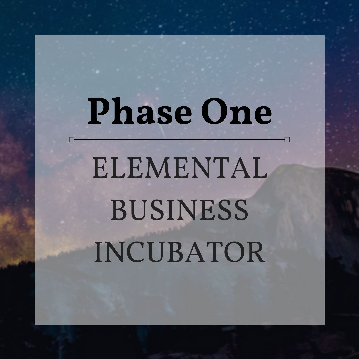 - Phase 1 is about a shift in the way you relate to marketing, sales, and more. It's about connecting to the soul of your business, understanding your strengths, and following the energy of what wants to happen. This is where your 1:1 calls with Steph are focused.