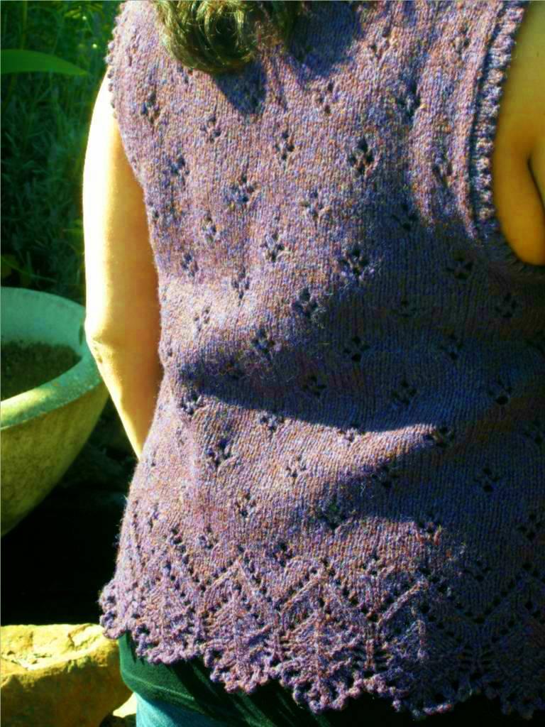 Sommelier (vest back)