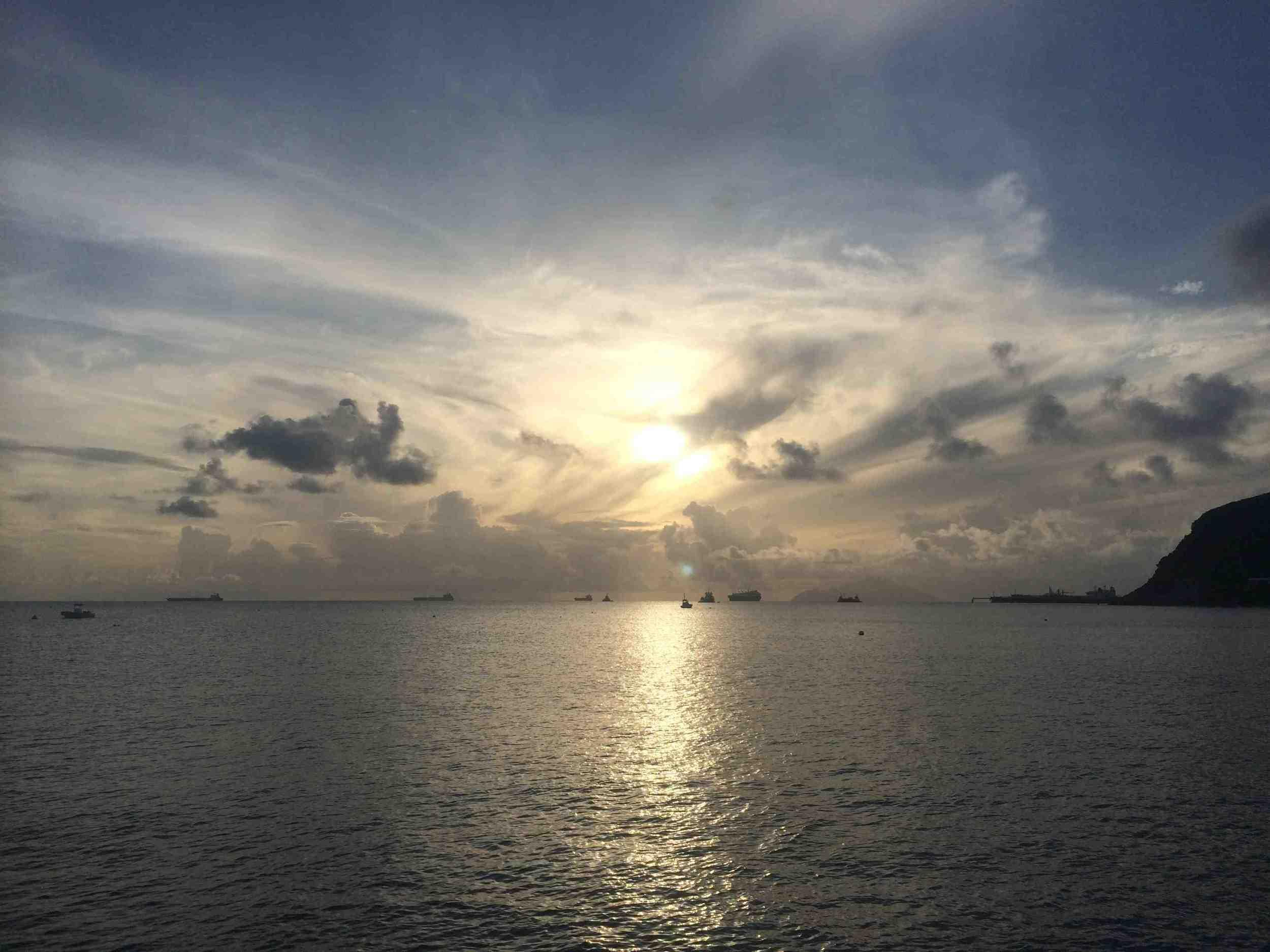 Sunset Statia.jpg