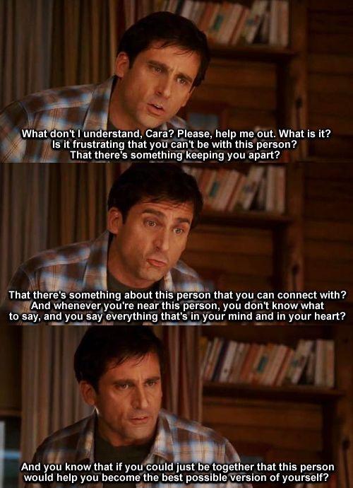 Dan In Real Life --My favorite movie