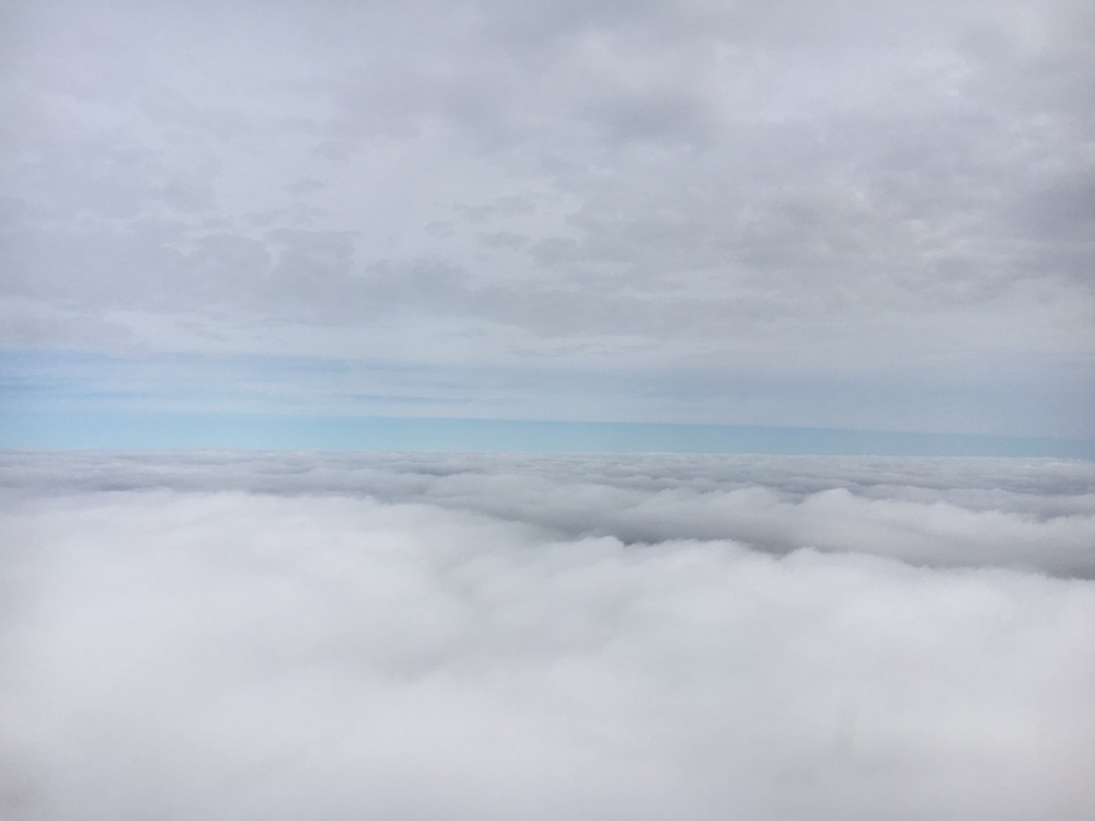 Daybreak over Houston - March 2019