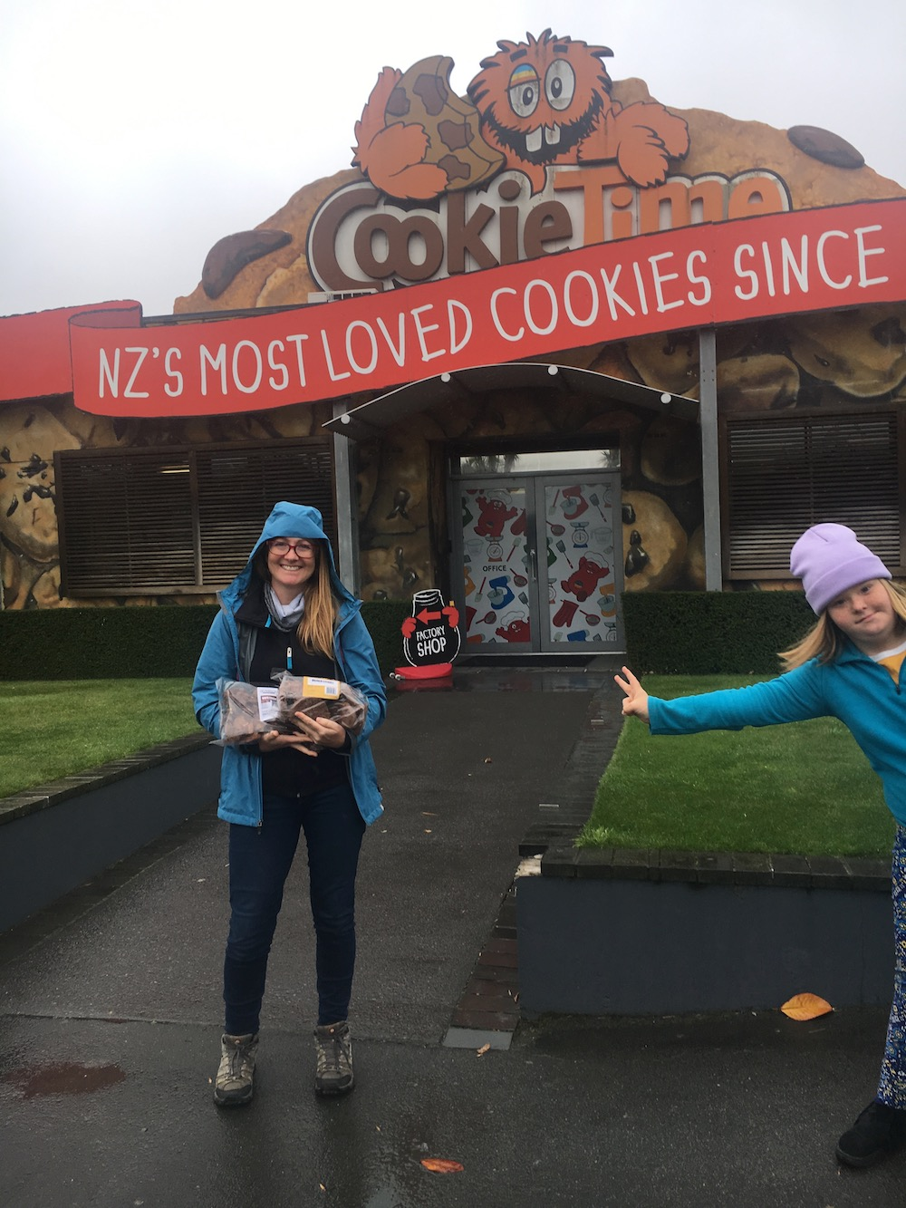 Cookie Time  - New Zealand's favorourite cookies.