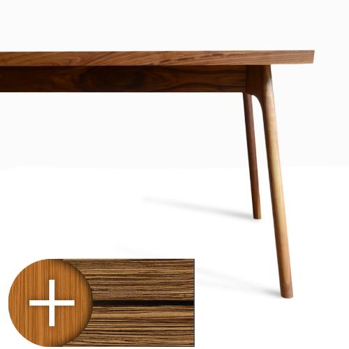 La table.  +DÉTAILS