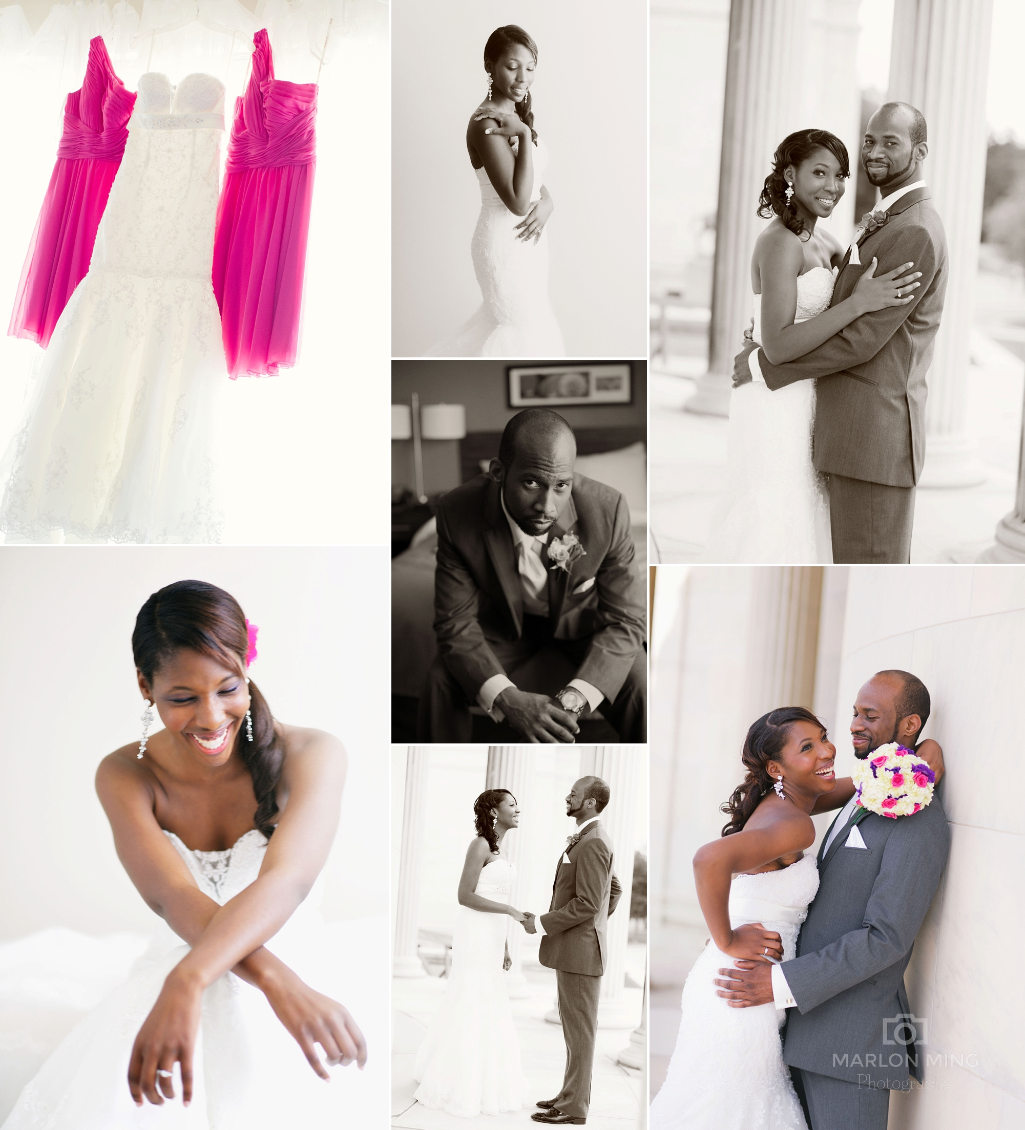 On July 1, 2012 I was able to celebrate with the Igwe's as they tie the knot! See their wedding blog post  here .