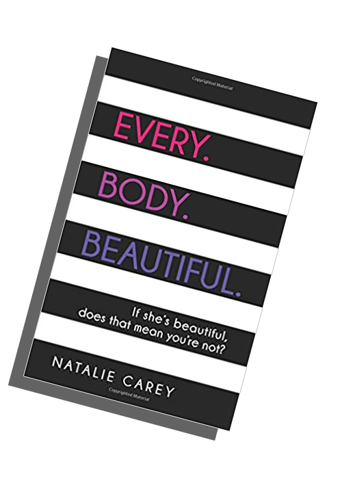 Too many women look in the mirror and don't like what they see. We have been taught that there is a specific standard of beauty, and if we don't measure up to it, we are valued less.  My book is a down-to-earth guide to appreciating your body, and a series of actions you can take to feel great about yourself.