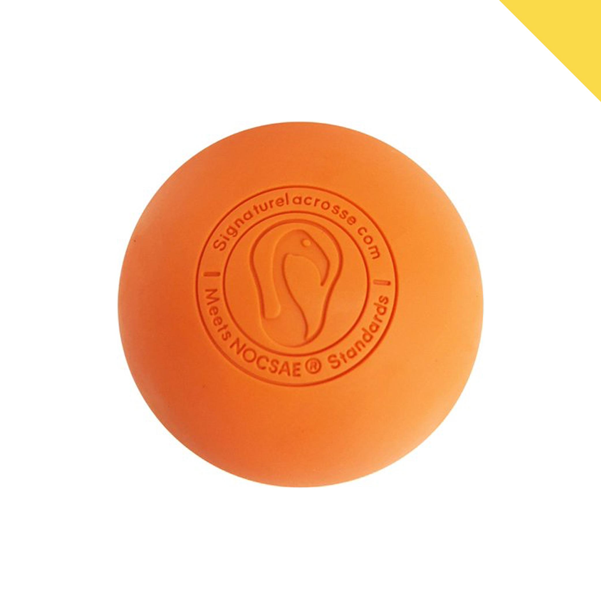 Signature Lacrosse Balls -