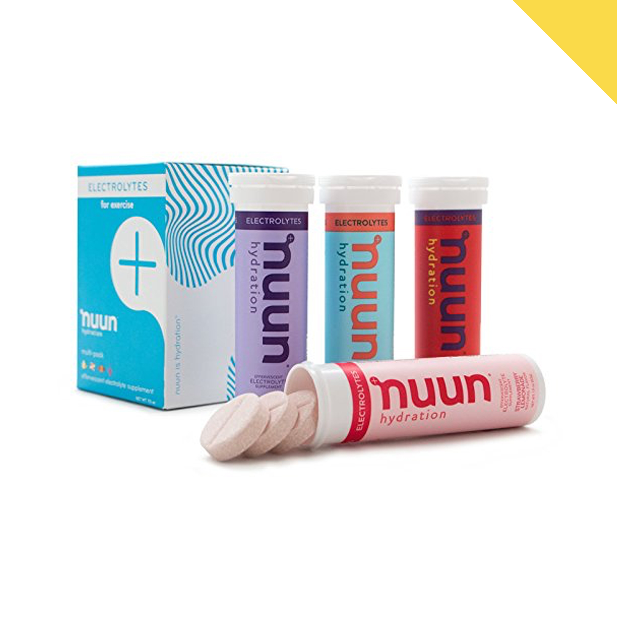 Nuun Hydration: Electrolyte Drink Tablets -