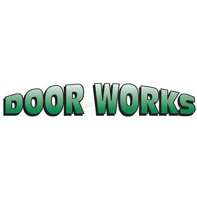 Door Works - Garage doors/overhead doors Jay Newton (817) 329-4191