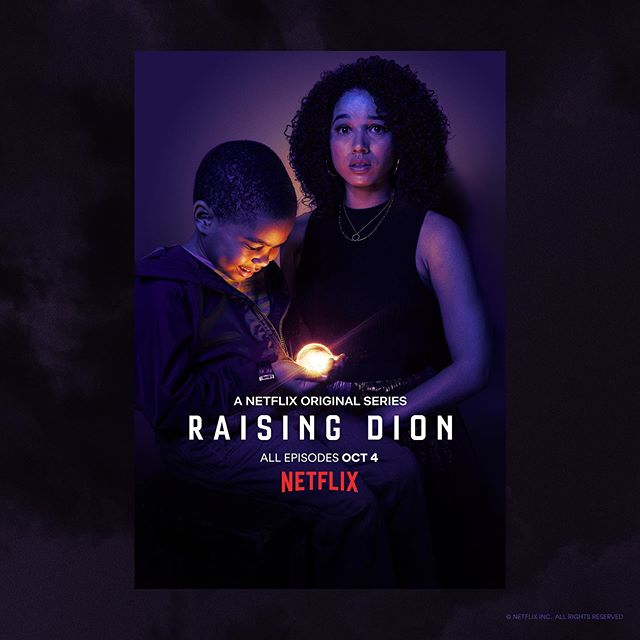 Recently, I was honored to have the opportunity to work with @Netflix in creating some key art concepts and exploration for their new original show: Raising Dion. Had a ton of fun exploring different concepts for such a cool premise of a show. and it just came out today if you want to check it out. Thanks to my boy @tuckerstosicartwork for throwing the connection my way.