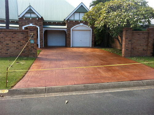 Newcrete Resealers Resealing Gallery - Front House Driveway Resealing After.jpg