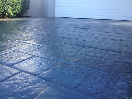 Newcrete Resealers Gallery -  After Garage Drive Reseal Blue.jpg