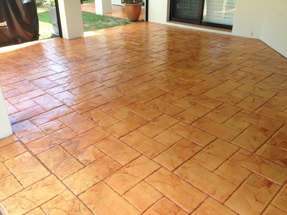 Newcrete Resealers Gallery - Completed Porch  Floor Resealing.jpg