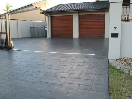 Newcrete Resealers Gallery - Completed House Driveway Resealing Grey.jpg