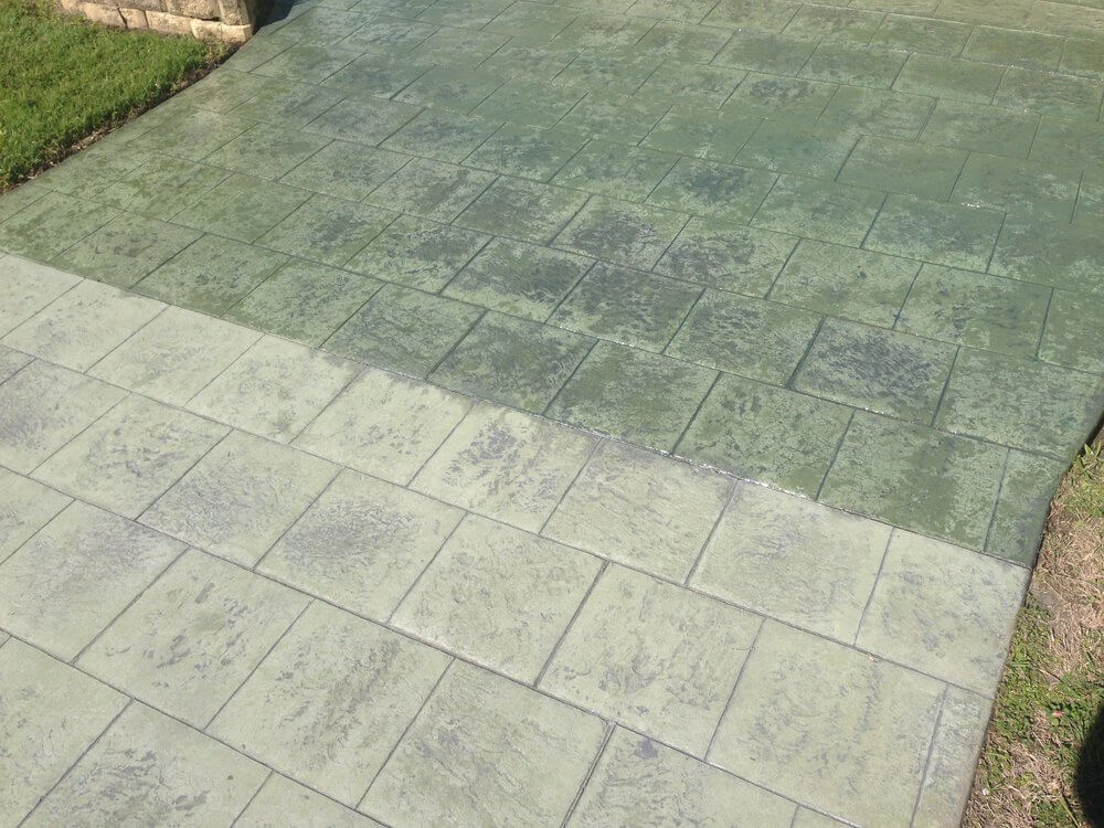 Newcrete Resealers Gallery - Comparison During Driveway Resealing.jpg