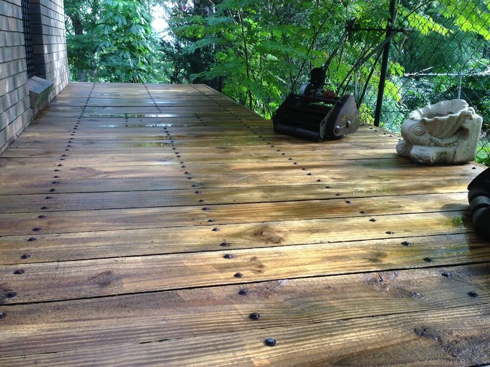 Newcrete Resealers Pressure Cleaning Gallery - After Timber Decking Pressure Cleaning.jpg