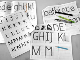 WIP Typographic Design in response to Nathans Research into reading difficulties for Dyslexics.
